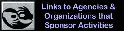 Agencies and Organizations Sponsoring Events
